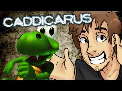 Croc: Legend of the Flawed - Caddicarus