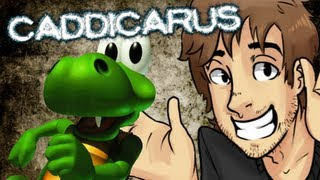 Croc: Legend of the Flawed - Caddicarus