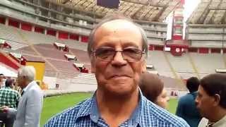 Luis Cachito Ramírez habló sobre la selección de Perú