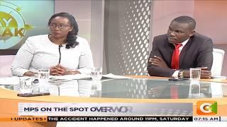 DP Ruto accuses media of peddling propaganda: News review #DayBreak