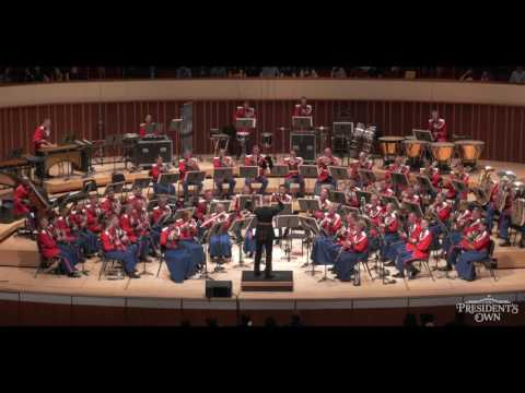 "HOLST The Planets: Jupiter - ""The President's Own"" U.S. Marine Band - Tour 2016"