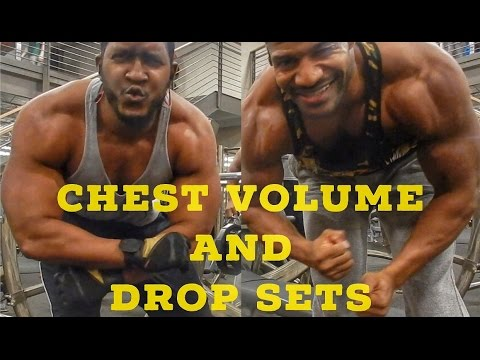 CHEST WORKOUT FOR A BIGGER CHEST/ INCREDIBLE PUMP/VOLUME TRAINING