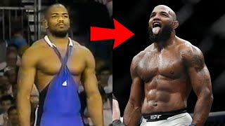 Yoel Romero's Steroid Cycle – Natural At 185 Lbs. For OVER 20 YEARS!?