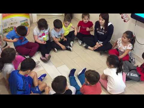 Etki Okulları  - Jüpiter Sınıfımız İngilizce Dersinde:)
