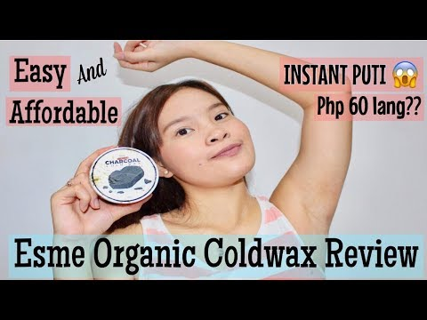 HAIR REMOVAL WAX  | PAINLESS? WHITENING? CHEAP? (DEMO + REVIEW)