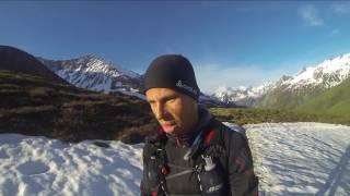 Reco UTMB - Tour du Mont Blanc 3 jours Juin 2016