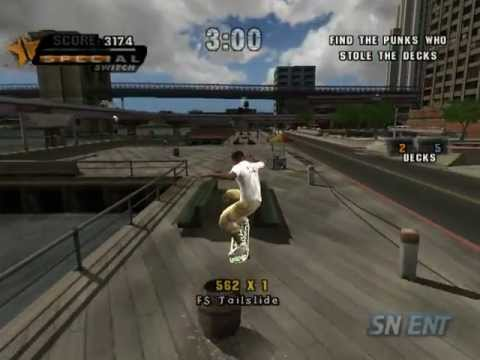 Tony Hawk Underground: Manhattan (Part 2)
