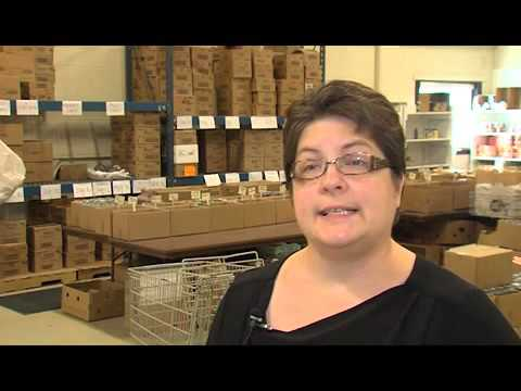 Emergency Food Pantry - Fargo, ND -  Human Relations Award 2016