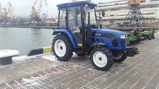 Трактор ДТЗ 4504 (ДТЗ 504)(, 2014-11-29T21:53:43.000Z)