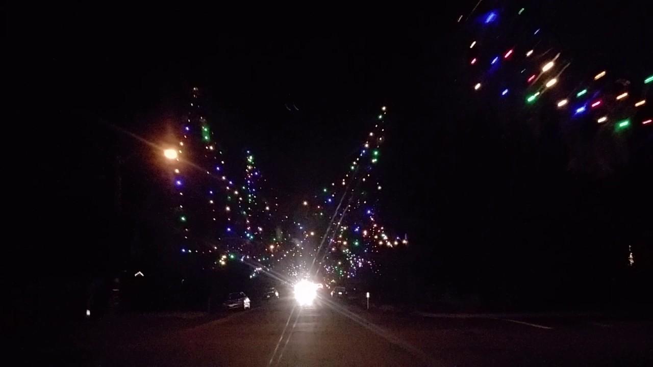 christmas tree lane altadena ca 2016
