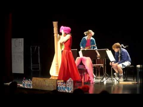 Opera Absurdium by Jovanka Trbojevic, directed by Akse Pettersson - A small sketch comic variety act