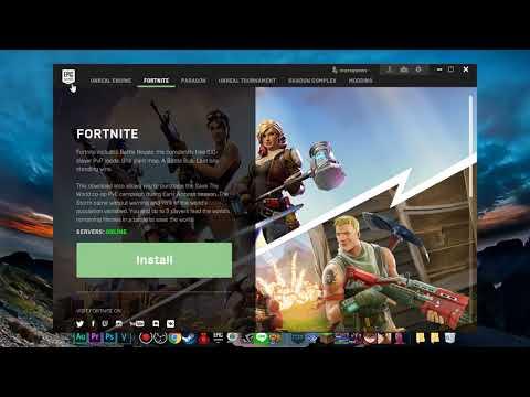 MUDAH! Cara Download dan Install Fortnite Battle Royale thumbnail