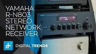 Yamaha R-N803 Stereo Network Receiver - Hands On Review