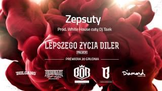 """08. Paluch  """"Zepsuty"""" prod. White House, cuty: Dj Taek"""