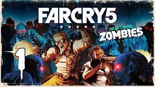 Far Cry 5 DLC Muertos Vivientes Zombis - Parte 1 Español - Walkthrough / Let's Play