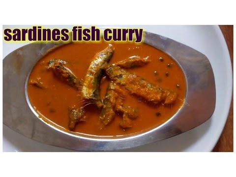 Tarle Fish Curry| Sardines Fish Curry In Karwar Style.