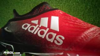 UNBOXING | adidas X16+ Purechaos FG Red Limit | R-GOL.com