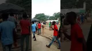 Grève des enseignants :  Les élèves dans la rue ce Mardi  pour réclamer le retour des enseignants thumbnail