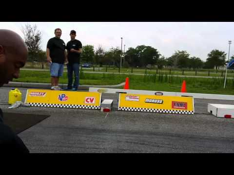 IMDRA RC Drag Racing Timing System Rollout Check 2016