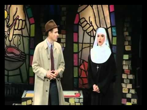 The Divine Sister  Excerpt 4 Charles Busch and Jonathan Walker