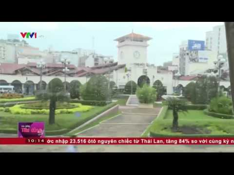 Hop on hop off city tour Ho Chi Minh trên Tài Chính Tiêu Dùng VTV