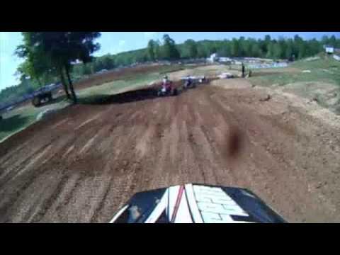 ATVA Nationals - Birch Creek, 50 limited, moto 1