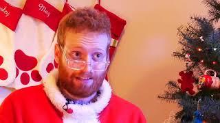 Santa gives the Elves Cocaine; Blitzen's dead.