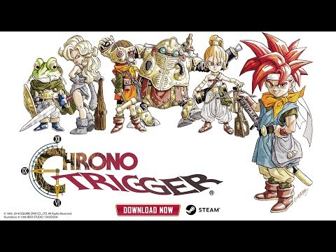 Chrono Trigger is listed (or ranked) 1 on the list 20 Classic RPGs That Are Still Great Today