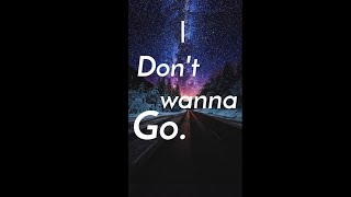 I Don't wanna go | Alan walker song status | New best WhatsApp status #Shorts
