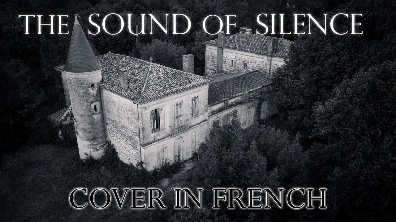 THE SOUND OF SILENCE - Cover in French ( FRENCH VERSION )