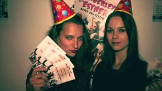 Verse Pookoe presenteert: Kimberley en Esther geven een feestje! Teaser