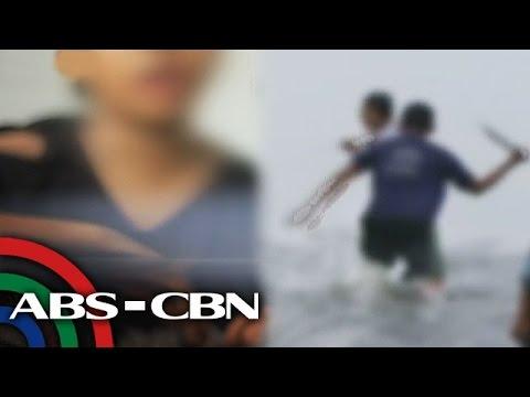 "The story of ""Kim"", the girl at Manila Bay hitting"