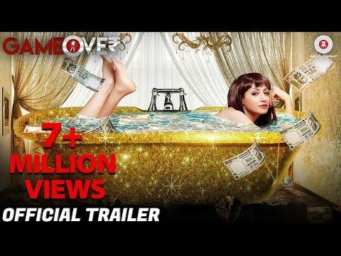 GAME OVER | Official Trailer | Rajesh S | Yashpal | Gurleen C | Rakesh B |Releasing on 08th Dec 2017