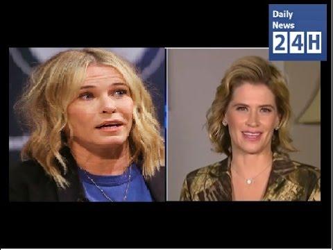Kristy Swanson DESTROYS Chelsea Handler For Melania Trump Comments Tucker Carlson