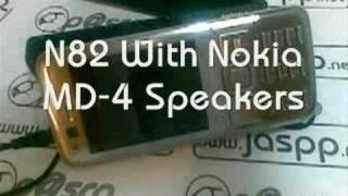 Nokia N82 Vs N95 8Gb On Music Player By P@sco
