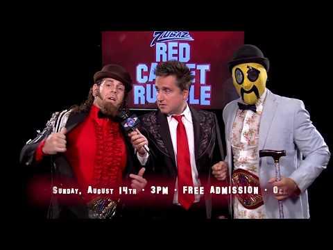 Red Carpet Rumble 2016