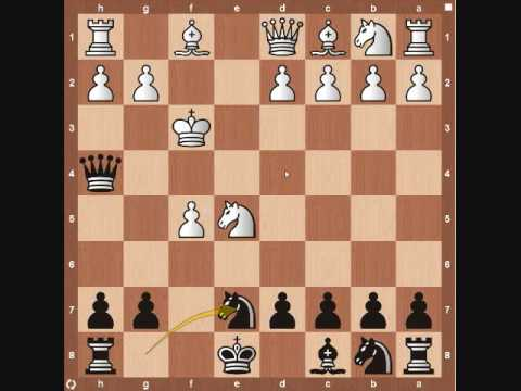 Chess Openings: Latvian Gambit