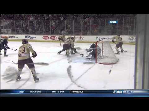 Notre Dame vs. Boston College - Hockey East Quarterfinals game 2 - 3/15/14