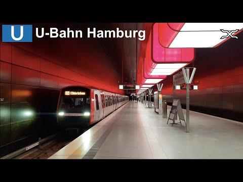 U-Bahn Hamburg   Hochbahn   Metro   HVV