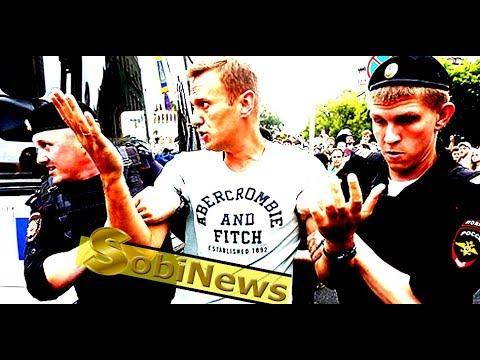 ГОЛУНОВ - НАВАЛЬНЫЙ - ПУТИН. Аресты. Стрим - версии Михаил Тевосян, прямой эфир трансляция SobiNews