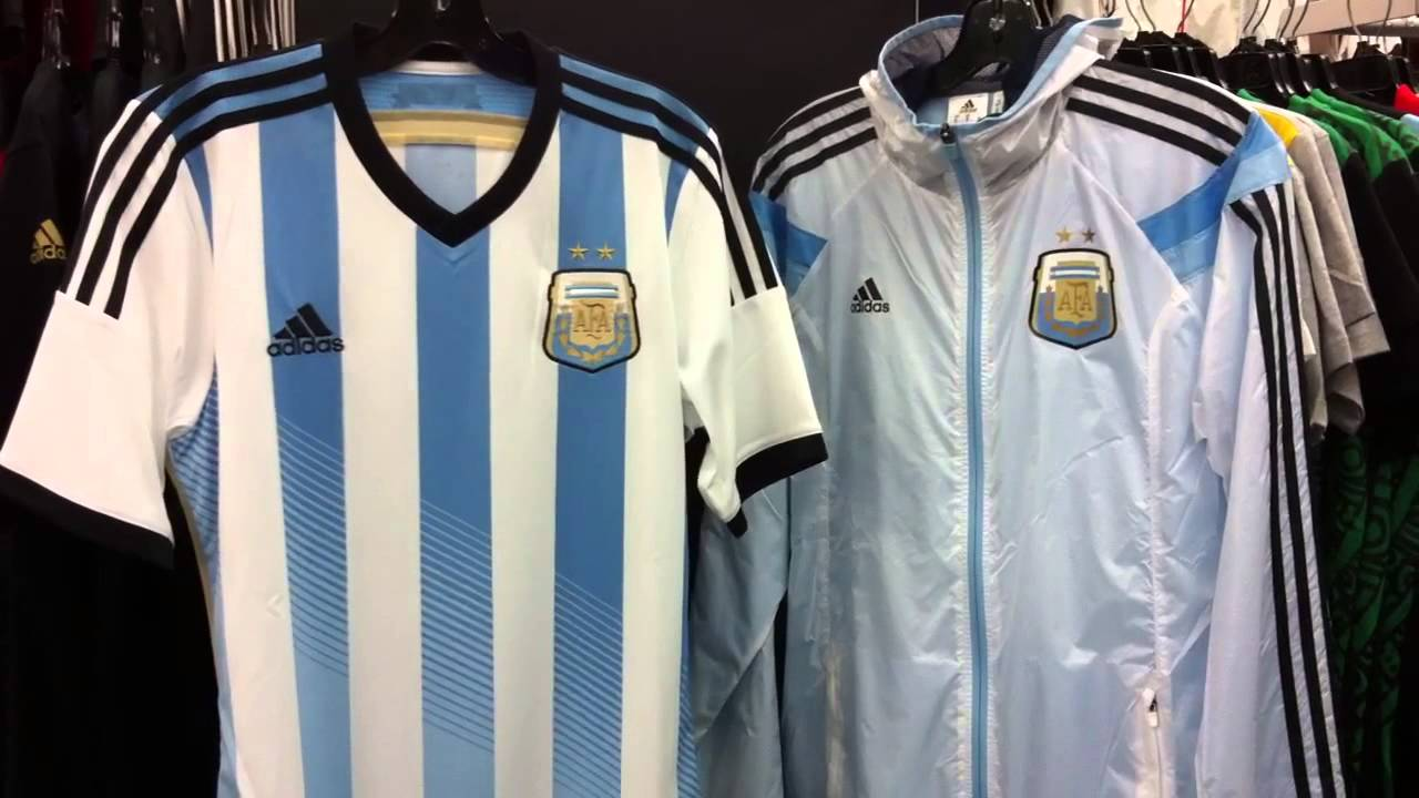 4d63ad17c Argentina Jersey 2014   Argentina Jacket 2014 by Adidas at NAS in Vancouver  BC