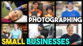 Small businesses NEED photography for social media marketing