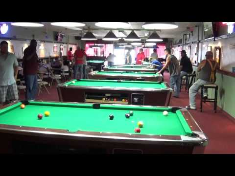 5 and under at Georgetown Billiards July 18,2015
