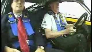 Walter Röhrl Rallye Kadett C Coupe