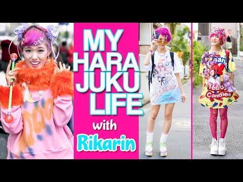My Harajuku Life - with Rikarin