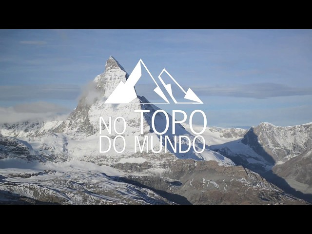 NO TOPO DO MUNDO - Cristiano Müller