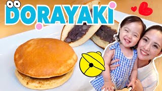 DORAYAKI/JAPANESE COOKING