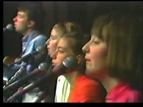 The Rankin Family 1991 Waltham Concert - Pt. 2 of 2