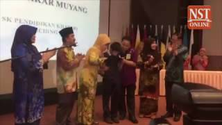 School for the blind among top three UPSR performers in Sarawak