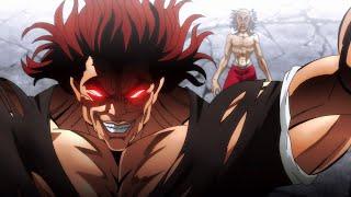 Baki (2020)「AMV」Hanma Yujiro vs Kaku - Heart Of A Champion
